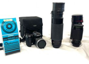 Fujifilm finepix s5600, Sirius MC Auto Zoom Lens,M42 Mount Hanimex Auto MC 80-200mm, Helios -44M-4