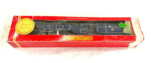 Boxed Hornby Railways 00 Gauge Scale Model Pretty Polly 60061, box is damaged