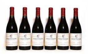 Vosne Romanee, Domaine Rene Engel, 1997, six bottles