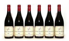 Vosne-Romanée, Domaine Jean Grivot, 2003, six bottles