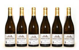 Pouilly Fuisse, Chateau du Clos, Hommage a Leonard Chandon, 2013, six bottles