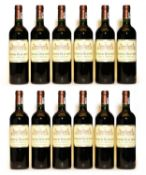 Chateau Beaumont, Haut Medoc, Cru Bourgeois, 2015, twelve bottles (two boxes of six bottles)