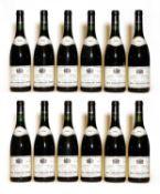 Crozes Hermitage, Vieilles Vignes, Paul Jaboulet Aine, 1996, twelve bottles (boxed)