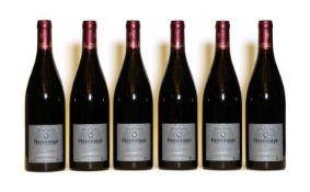 Hermitage, Cuvee Emilie, Domaine des Remizieres, 2004, six bottles (boxed)