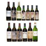 Assorted Bordeaux: Chateau Lascombes, 2eme Cru Classe, Margaux, 1981, one bottle