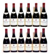 Chambolle Musigny, 1er Cru, Les Haut-Doix, Robert Groffier, 2000, twelve bottles