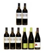 Assorted Languedoc-Rousillon: Chateau d'Aussieres, Corbieres, 2009, 5 bottles and 3 various others