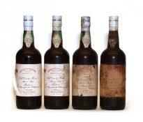 Rutherford & Miles, Old Trinity House, Medium Rich Madeira, NV, four bottles