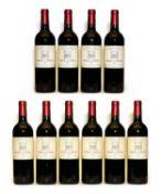 Chianti Classico, Isole e Olena, 2008, ten bottles (boxed)