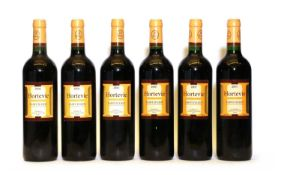 Chateau Hortevie, St Julien, Cru Bourgeois, 2006, three bottles and 2007, three bottles