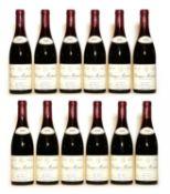 Chassagne Montrachet, 1er Cru, Blain-Gagnard, 2000, twelve bottles (boxed)