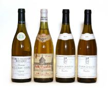 Chablis, Grand Cru, Bougros, J. Moreau & Fils, 1984, one bottle and three various others