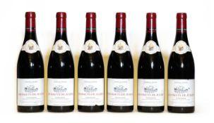 Vinsobres, Les Hauts de Julien, Famille Perrin, 2016, six bottles