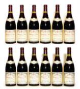 Pommard, 1er Cru, Clos Orgelot, Domaine Violot-Guillemard, 1999, twelve bottles (boxed)