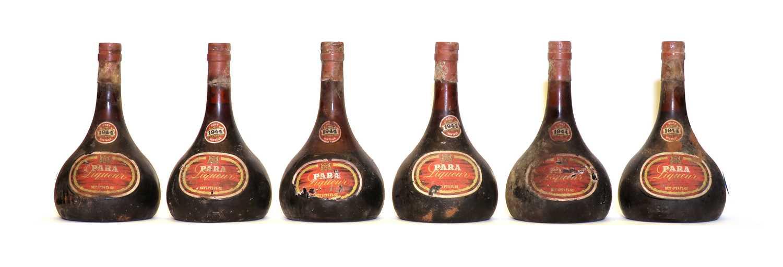 Seppelts, Para Liqueur, Vintage Port, 1944, six bottles