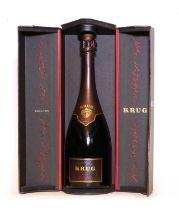 Krug, Reims, 1998, one bottle (boxed)