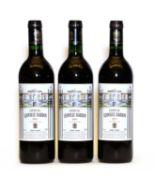 Chateau Leoville Barton, 2eme Cru Classe, St Julien, 1990, three bottles