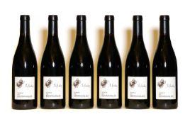 Cotes du Rhone Villages, Cairanne, La Boutine, Domaine des Escaravailles, 2007, six bottles (boxed)