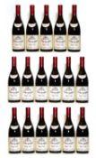 Bourgogne, Pinot Noir, Domaine Matrot, 2010, seventeen bottles