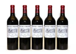 Chateau d'Angludet, Margaux, Cru Bourgeois, 2005, five bottles