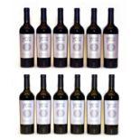 Single Vineyard Malbec, Susana Balbo, Mendoza, 2016, twelve bottles