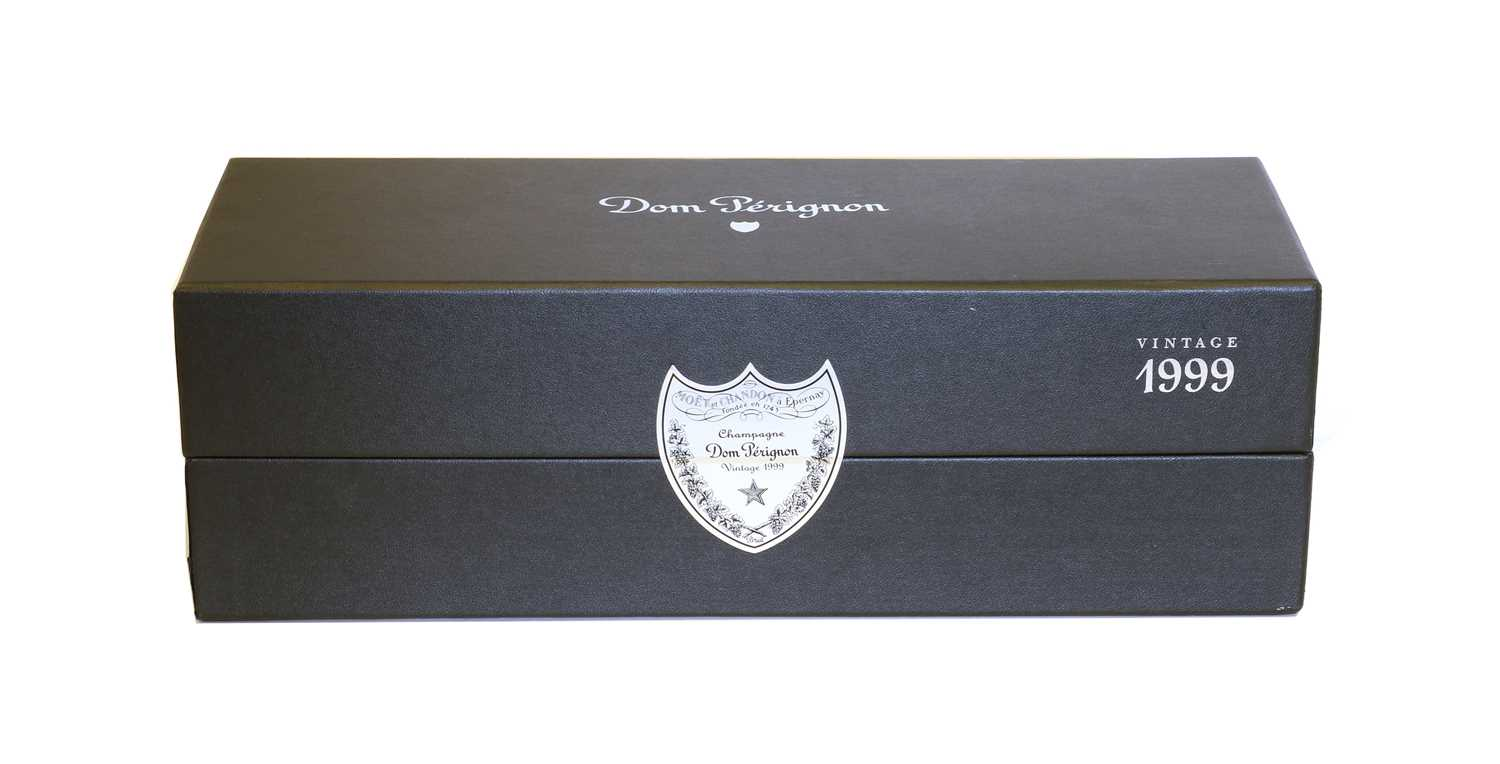 Dom Perignon, Epernay, 1999, one bottle (boxed)