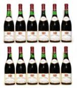 Crozes Hermitage, Domaine de Thalabert, Paul Jaboulet Aine, 1982, twelve bottles (boxed)