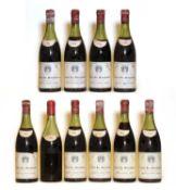 Corton, 1er Cru, Les Marechaudes, Domaine Doudet Naudin, 1966, ten bottles