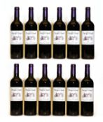 Chateau Puygueraud, Francs Cotes de Bordeaux, 2016, twelve bottles (boxed)