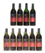 Chateau Potensac, Medoc, 1970, ten bottles