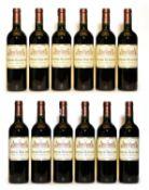 Chateau Beaumont, Haut Medoc, Cru Bourgeois, 2014, twelve bottles (boxed)