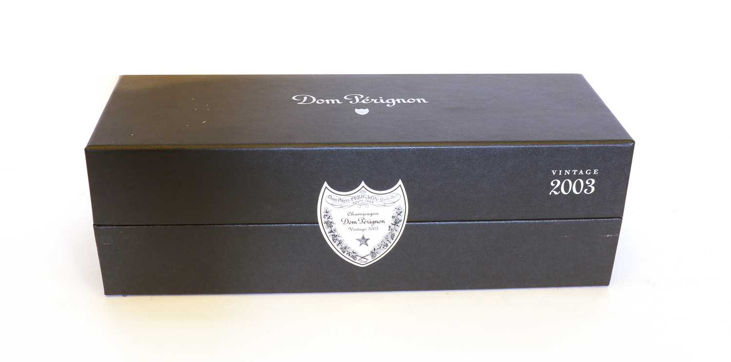 Dom Perignon, Epernay, 2003, one bottle (boxed)