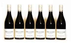 Les Bons Ores, Chorey Les Beaune, Domaine Guyon, 2016, six bottles (boxed)