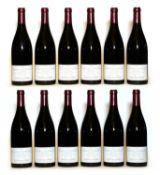 Chassagne Montrachet, 1er Cru, Les Bondues, Darviot Perrin, 2002, twelve bottles (boxed)