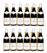 Savigny-Les-Beaune, 1er Cru, Les Serpentieres, Maurice Ecard, 2002, twelve bottles (boxed)