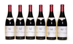 Gigondas, Domaine du Clos des Tourelles, Famille Perrin, 2016, six bottles
