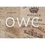 Chateau Palmer, 3eme Cru Classe, Margaux, 2012, six bottles (OWC)