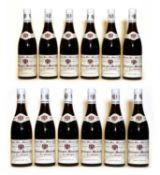 Chassagne Montrachet, 1er Cru, Morgeot, Nicolas Potel, 2002, twelve bottles (boxed)