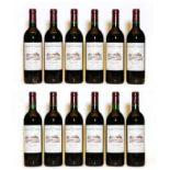 Chateau Le Tertre Roteboeuf, Saint Emilion Grand Cru Classe, 1990, twelve bottles (OWC)