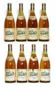 Corton Charlemagne, Grand Cru, Dom du Ch de Beaune, Bouchard Pere et Fils, 1983, eight bottles