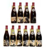 Pernand Vergelesses, 1er Cru, Ile des Vergelesses, Louis Latour, 1976, ten bottles