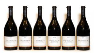 Aloxe-Corton, 1er Cru, Fournieres, Domaine Tollot Beaut, 2000, six bottles (boxed)