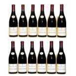 Nuits-Saint-Georges, 1er Cru, Clos des Corvees Pagets, Domaine Robert Arnoux, 2001, 12 bottles