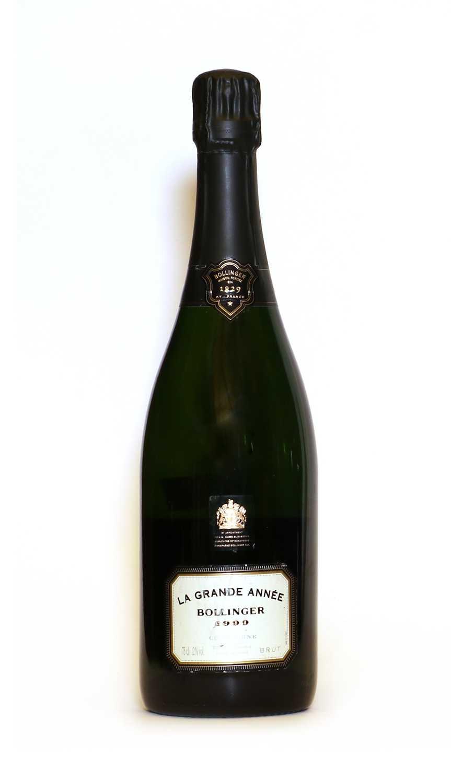 Bollinger, Grande Annee, Ay, 1999, one bottle