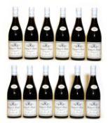 Savigny-Les-Beaune, 1er Cru, Les Bourgeots, Simon Bize, 2000, twelve bottles (boxed)