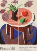 After David Hockney (Baggot 178))