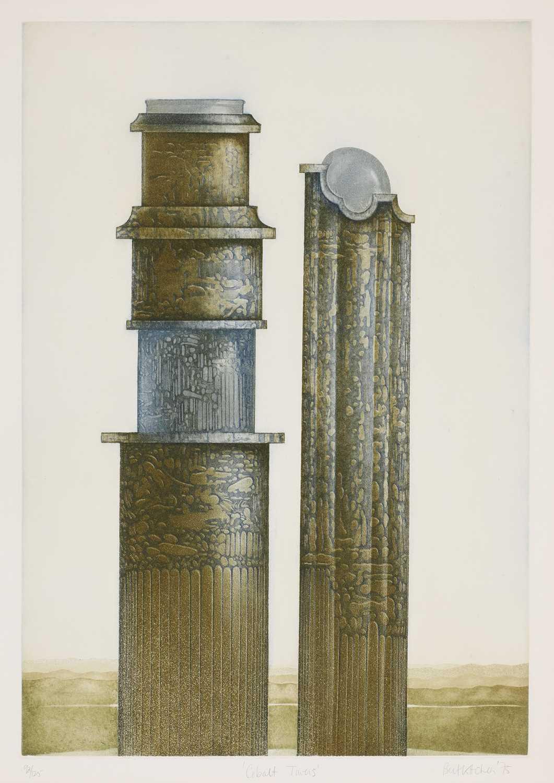 Achilleas Droungas (Greek, b.1940) - Image 2 of 4