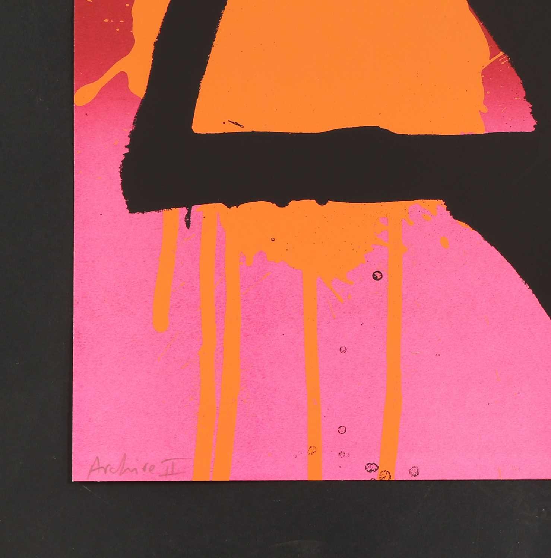 *John Hoyland RA (1934-2011) - Image 2 of 2