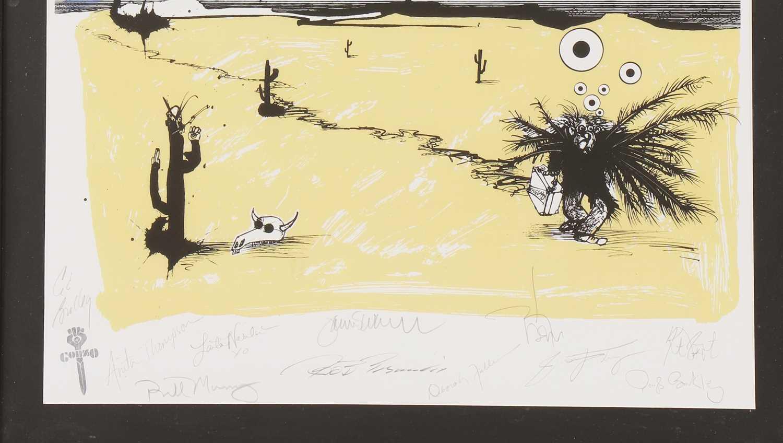 *Ralph Steadman (b.1936) - Image 4 of 5