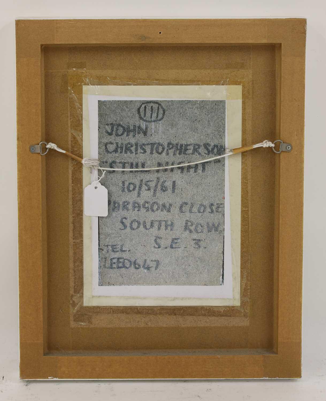 *John Christopherson (1921-1966) - Image 6 of 7